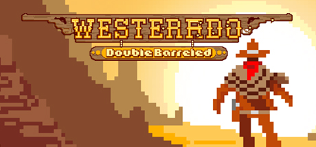 Westerado: Double Barreled cover art