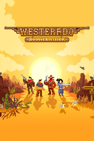 Westerado: Double Barreled poster image on Steam Backlog