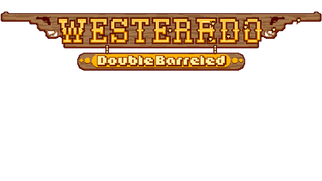 Westerado: Double Barreled logo