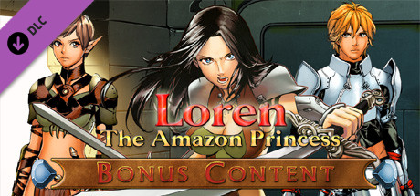 Loren the Amazon Princess - Bonus Content