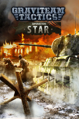 Graviteam Tactics: Operation Star poster image on Steam Backlog