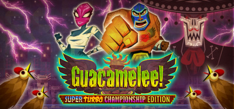 Game Banner Guacamelee! Super Turbo Championship Edition
