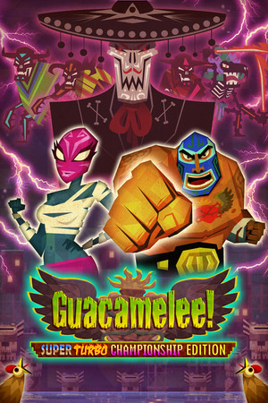 Guacamelee! Super Turbo Championship Edition poster image on Steam Backlog