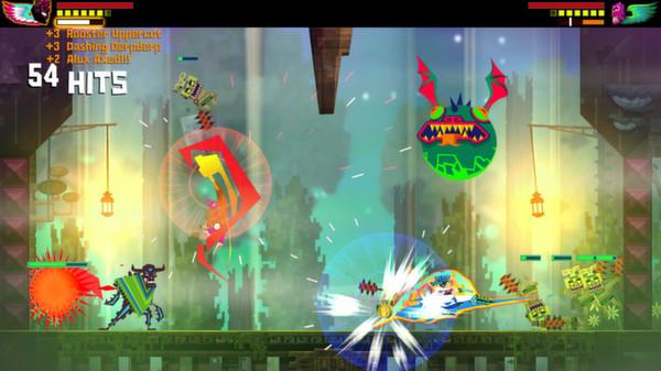 Скриншот из Guacamelee! Super Turbo Championship Edition