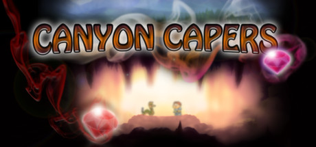 Canyon Capers cover art