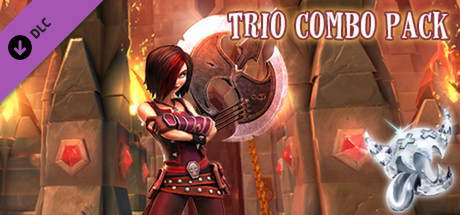 The Mighty Quest For Epic Loot - Combo Pack