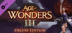 Age of Wonders III - Deluxe Edition DLC cover art