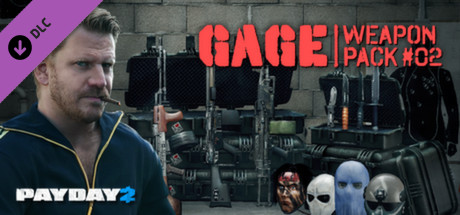 PAYDAY 2: Gage Weapon Pack #02 | DLC