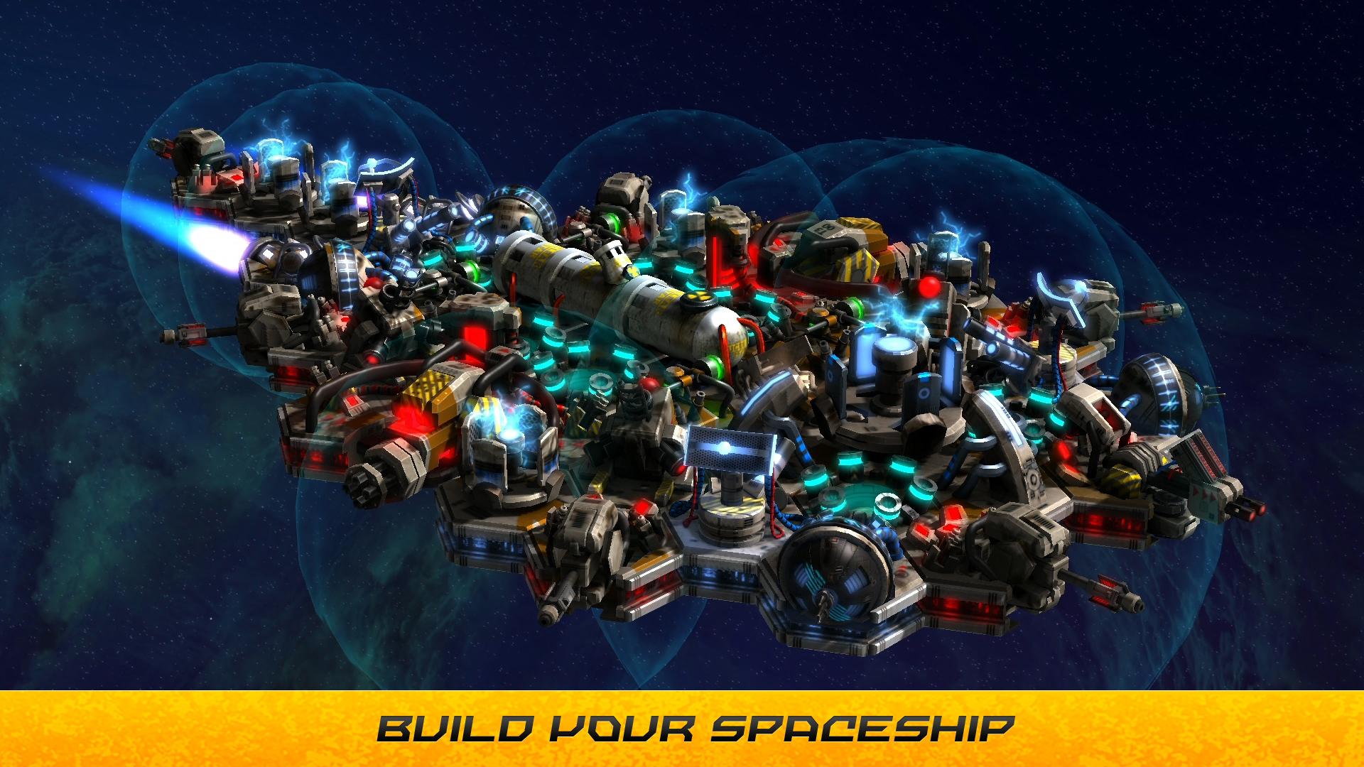 Space Run screenshot