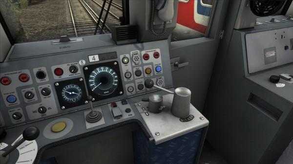 скриншот Network South East Class 319 Add-on Livery 0