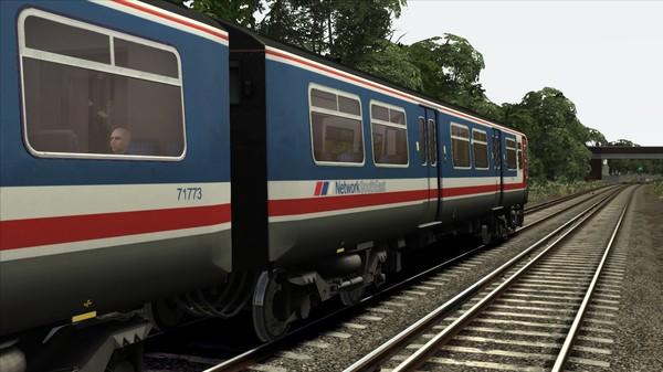 скриншот Network South East Class 319 Add-on Livery 1