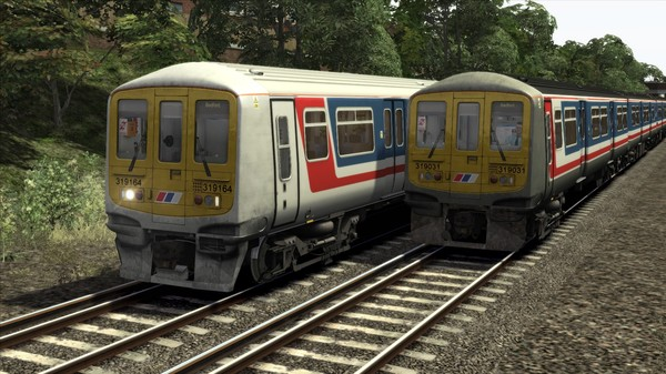 скриншот Network South East Class 319 Add-on Livery 3