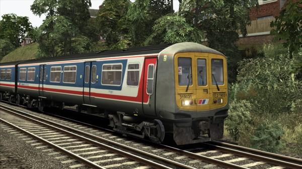 скриншот Network South East Class 319 Add-on Livery 2