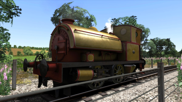 0-4-0 Saddletank Pack 1 Add-on Loco