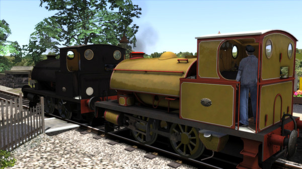 скриншот 0-4-0 Saddletank Pack 1 Add-on Loco 3