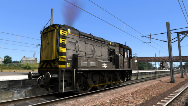 скриншот BR General Class 08 Add-on Livery 4