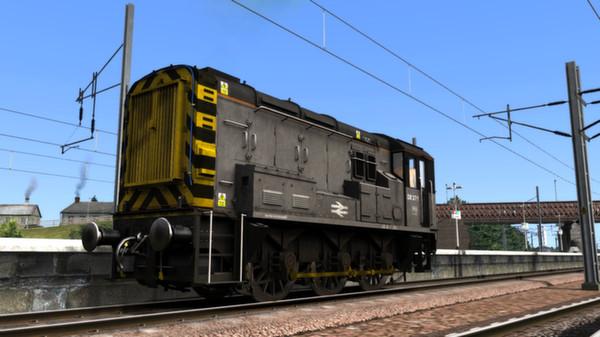 скриншот BR General Class 08 Add-on Livery 1