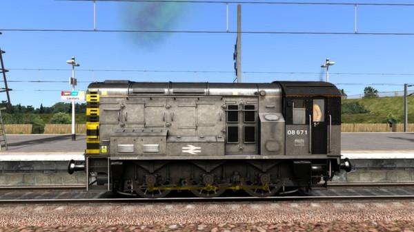 скриншот BR General Class 08 Add-on Livery 2