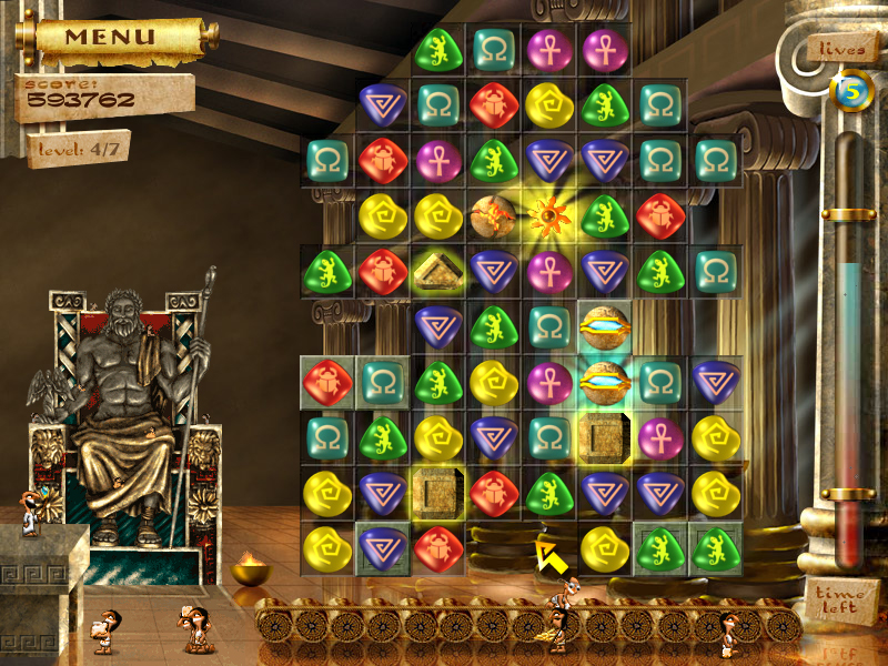 7 Wonders: Ancient Alien Makeover HD on the App Store