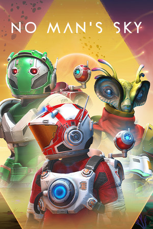 No Man's Sky poster image on Steam Backlog