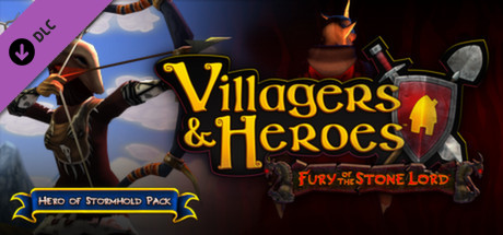 Villagers and Heroes: Hero of Stormhold Pack