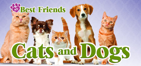 My Best Friends - Cats & Dogs