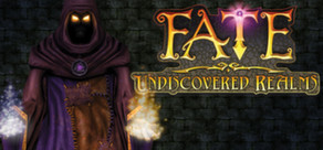 FATE: Undiscovered Realms cover art
