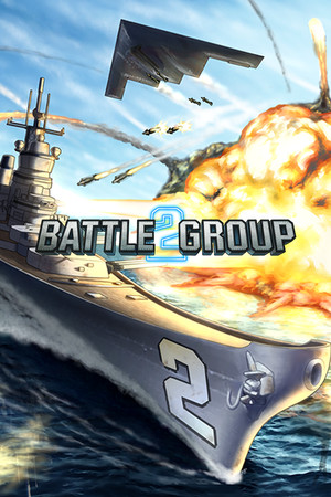 Battle Group 2 poster image on Steam Backlog