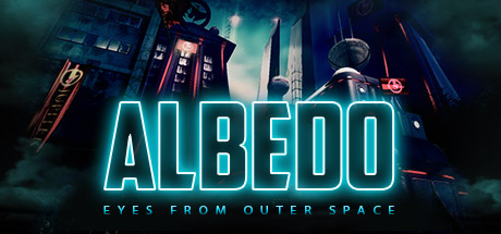 Game Banner Albedo: Eyes from Outer Space