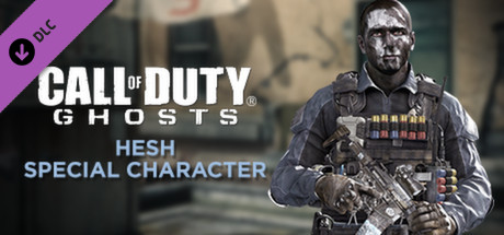 Call of Duty®: Ghosts - Hesh Special Character