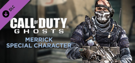 Call of Duty: Ghosts - Merrick Special Character