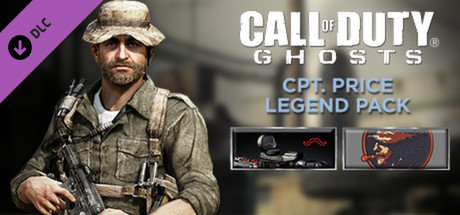 Call of Duty: Ghosts - Legend Pack - CPT Price