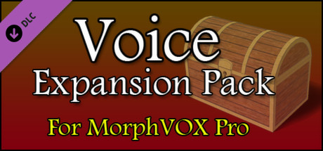 MorphVOX - Voice Expansion Pack
