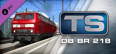 Train Simulator: DB BR 218 Loco Add-On