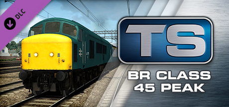 Train Simulator: BR Class 45 Peak Loco Add-On
