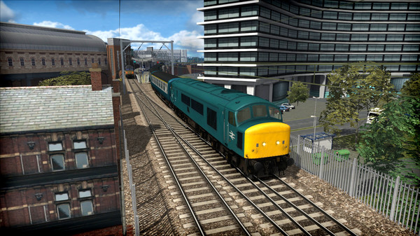 скриншот Train Simulator: BR Class 45 'Peak' Loco Add-On 3