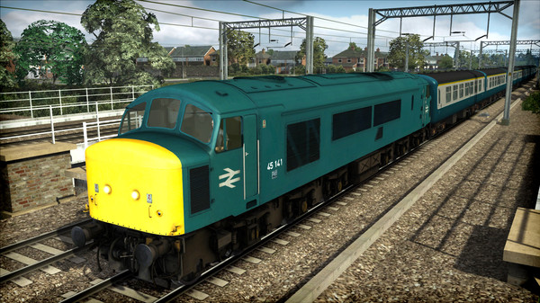 скриншот Train Simulator: BR Class 45 'Peak' Loco Add-On 0