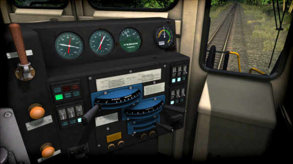 скриншот Train Simulator: Norfolk Southern Dash8-40C Loco Add-On 3