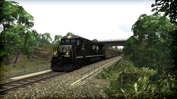 скриншот Train Simulator: Norfolk Southern Dash8-40C Loco Add-On 0