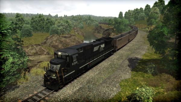 скриншот Train Simulator: Norfolk Southern Dash8-40C Loco Add-On 5