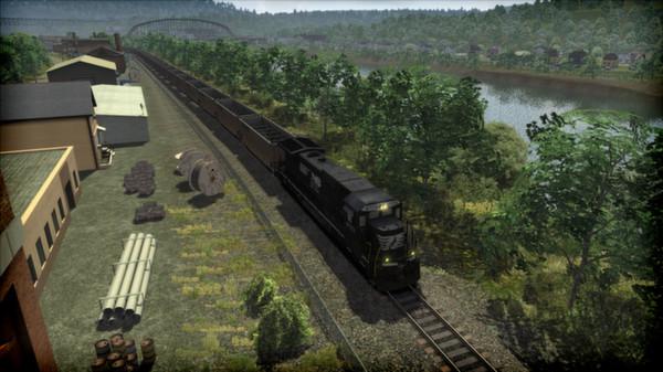 скриншот Train Simulator: Norfolk Southern Dash8-40C Loco Add-On 2