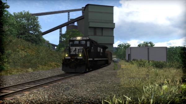 скриншот Train Simulator: Norfolk Southern Dash8-40C Loco Add-On 4