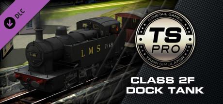 Train Simulator: Class 2F Dock Tank Loco Add-On