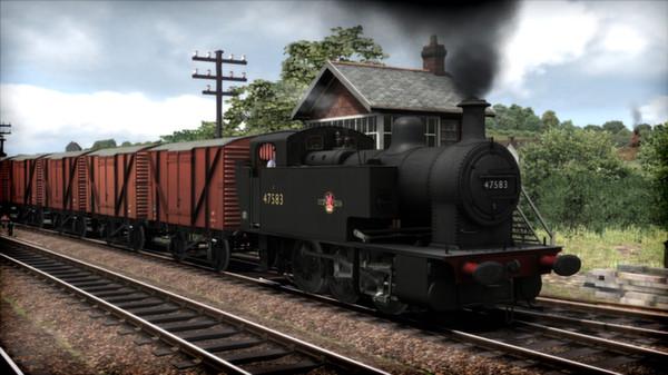 скриншот Train Simulator: Class 2F Dock Tank Loco Add-On 0