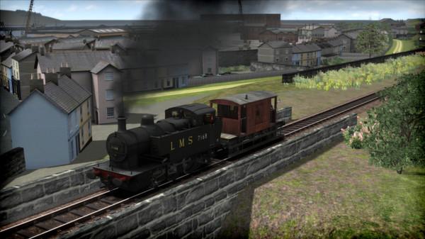 скриншот Train Simulator: Class 2F Dock Tank Loco Add-On 1