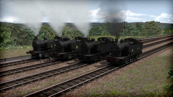 скриншот Train Simulator: Class 2F Dock Tank Loco Add-On 4