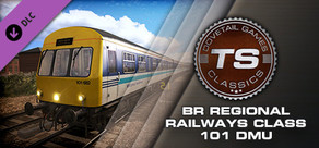 Train Simulator: BR Regional Railways Class 101 DMU Add-On