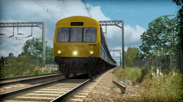 скриншот Train Simulator: BR Regional Railways Class 101 DMU Add-On 4