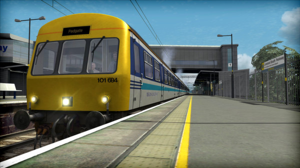 скриншот Train Simulator: BR Regional Railways Class 101 DMU Add-On 1