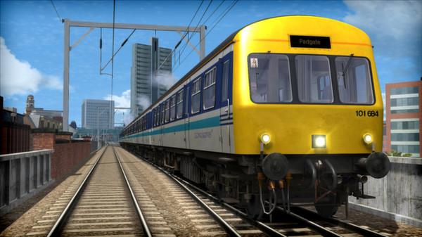 скриншот Train Simulator: BR Regional Railways Class 101 DMU Add-On 0